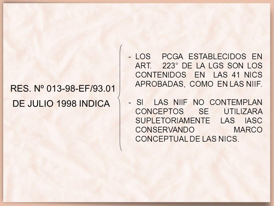 ESTO ES POR LA APLICACION DE LA RESOLUCION NUMERO 046- 2011-EF/94 DE FECHA 27/01/2011 DEL CNC, DEL CUAL SE CONCLUYE QUE LA PARTICIPACION DEL TRABAJADOR DEBE SER REGISTRADO DE ACUERDO A LO ESTABLECIDO EN LA NIC 19 BENEFICIOS DE LOS EMPLEADOS Y NO POR APLICACION DE LA NIC 12 IMPUESTO A LAS GANANCIAS O LA NIC 37 PROVISIONES, PASIVOS CONTINGENTES Y ACTIVOS CONTINGENTES.
