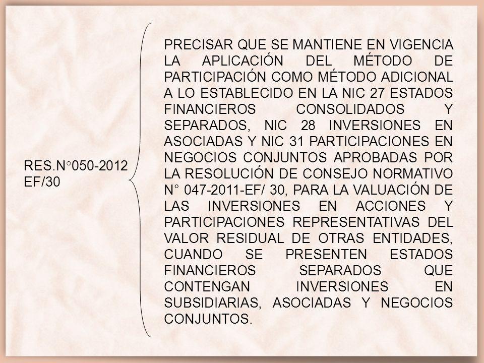 LEY Nº29720 ART.5º PUBLICIDAD DE INFORMACION FINANCIERA DE EMPRESAS NO SUPERVISADAS DEBEN PRESENTAR A CONASEV SUS EE.FF.