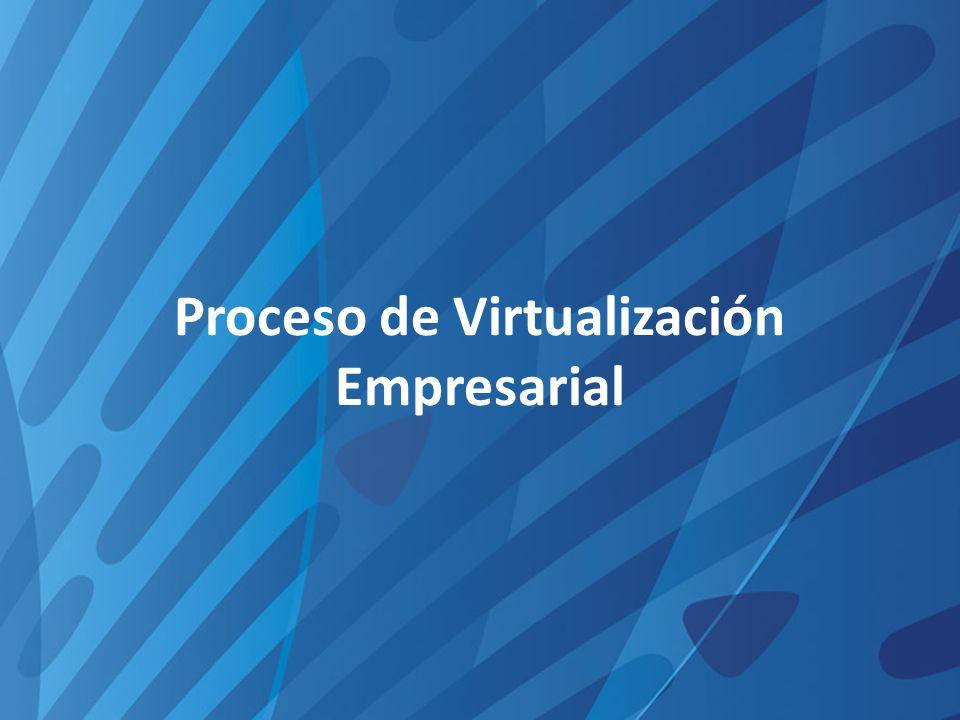 Proceso de Virtualización Empresarial