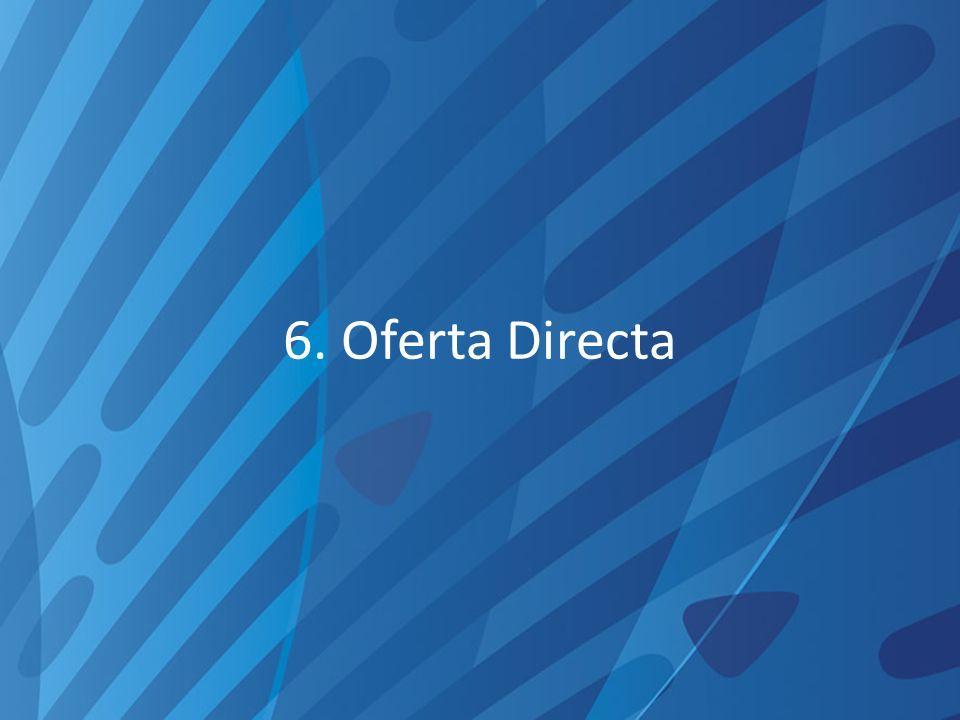 6. Oferta Directa