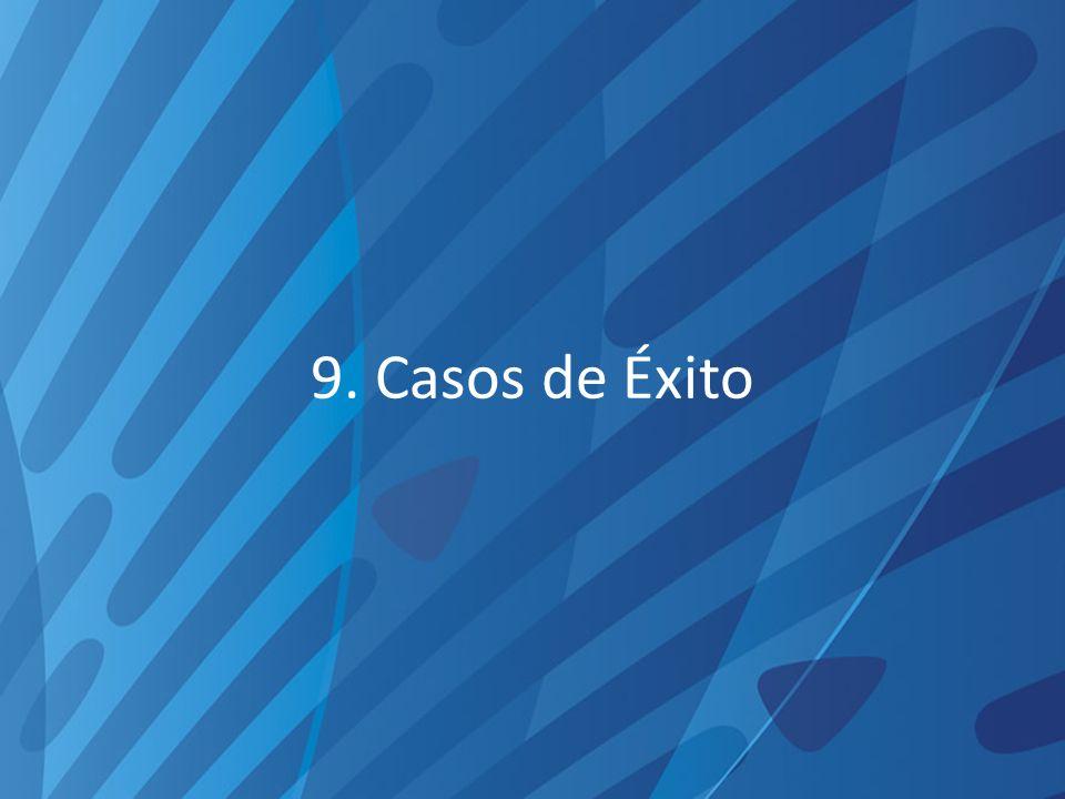 9. Casos de Éxito