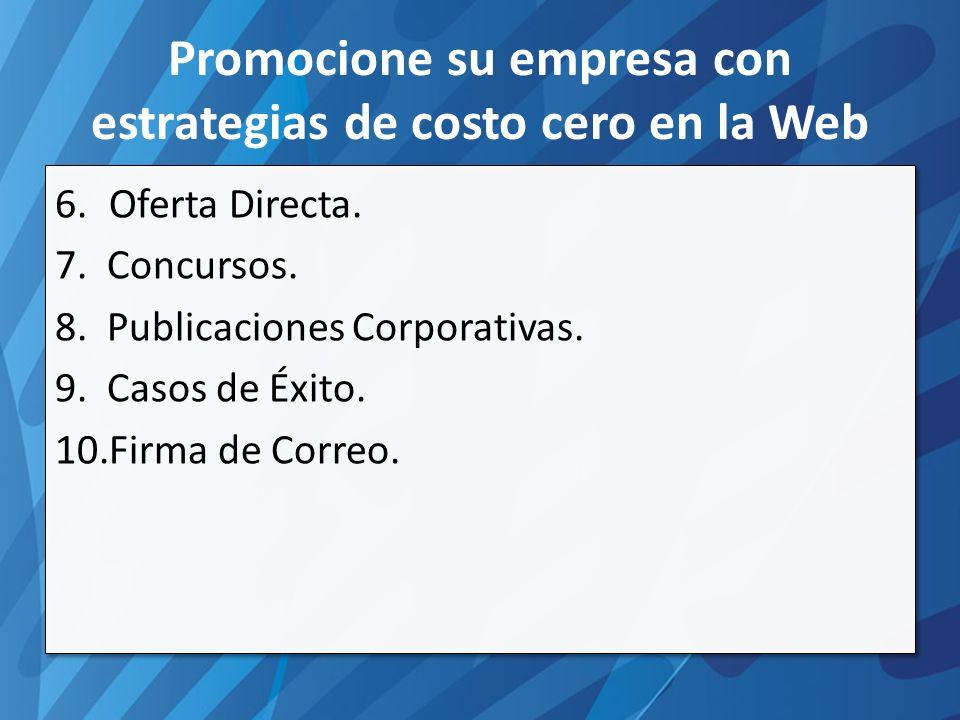 7. Concursos