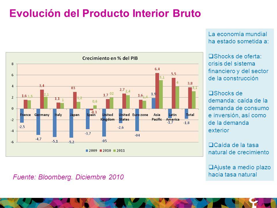 Panel de previsiones 2011 Departamento de Estudios