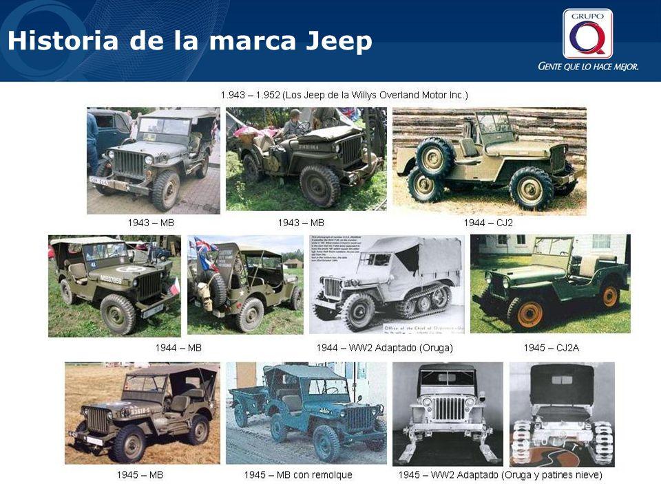 Los setenta se inician con un nuevo cambio de propiedad de la marca, en febrero de 1.970 Kaiser Jeep Corporation es absorbida por American Motors Corporation.