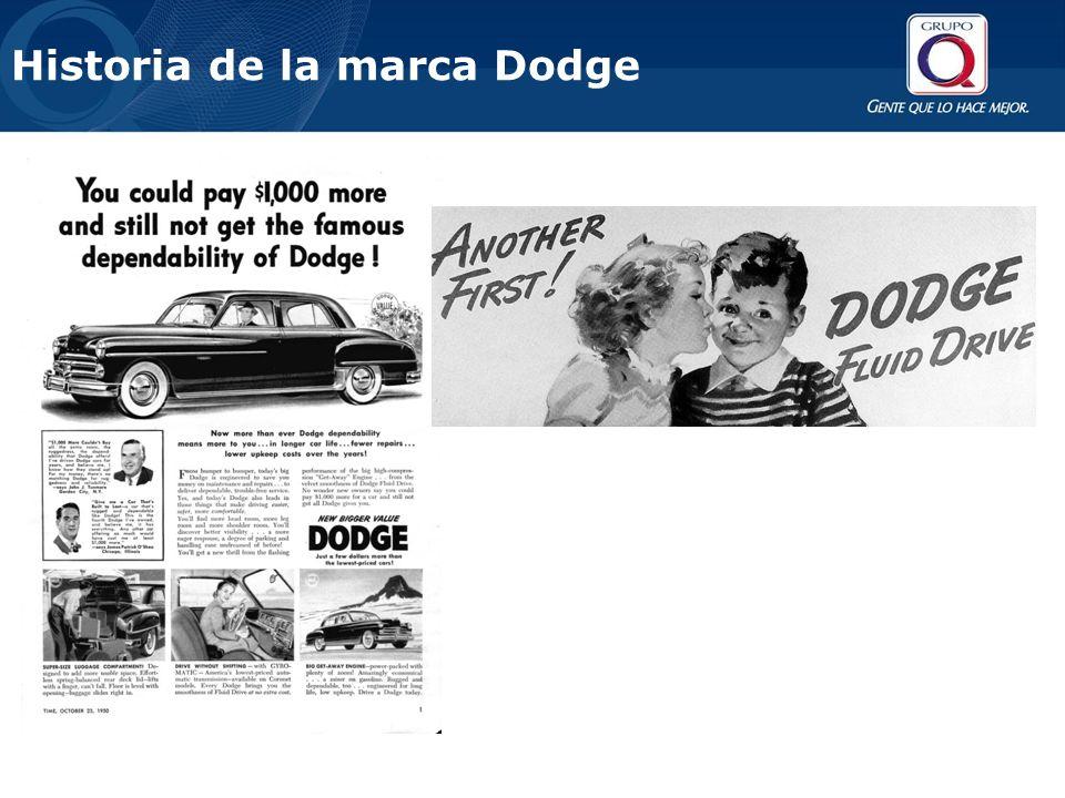 El año 1928 estuvo marcado por la aparición de un importante personaje que cambiaría radicalmente la historia Dodge, su nombre: Walter P.