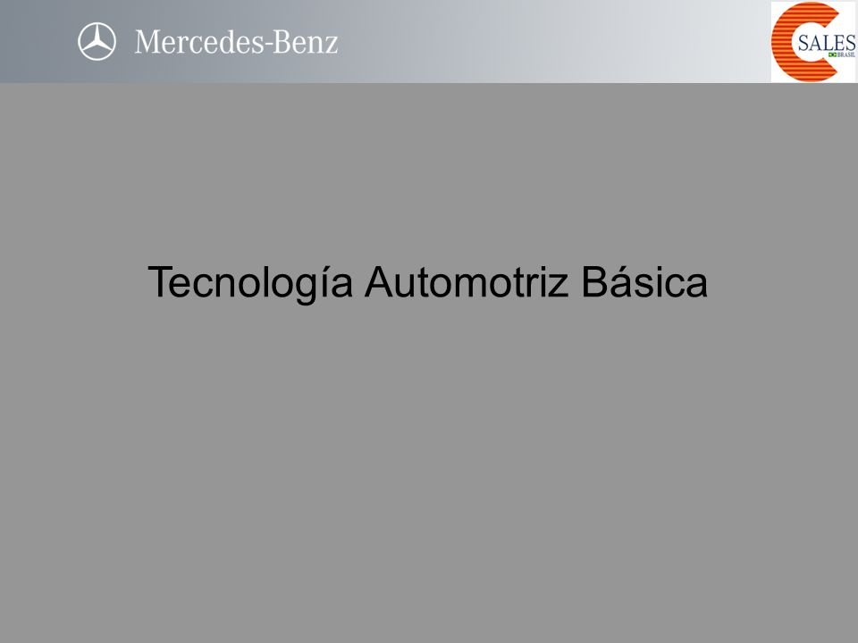 Objetivos : Conocer los conceptos básicos de los automóviles