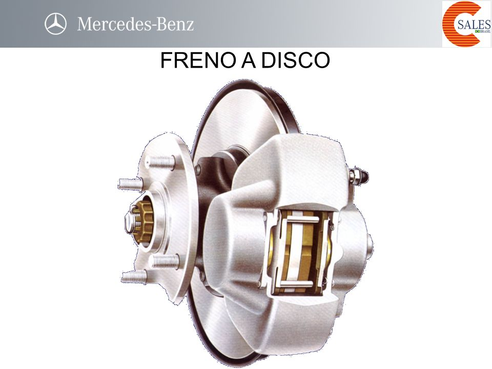FRENO A DISCO