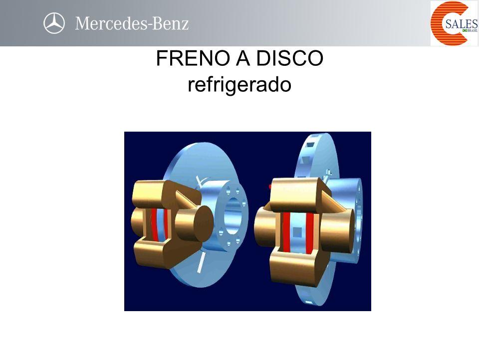 FRENO A DISCO refrigerado