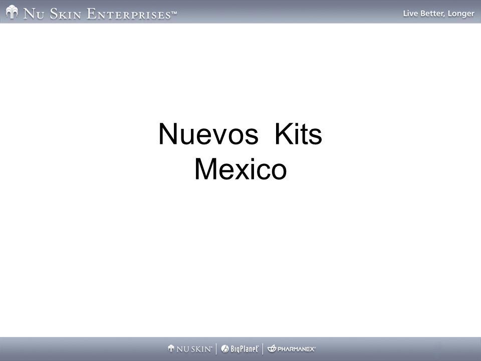 Nuevos Kits Mexico