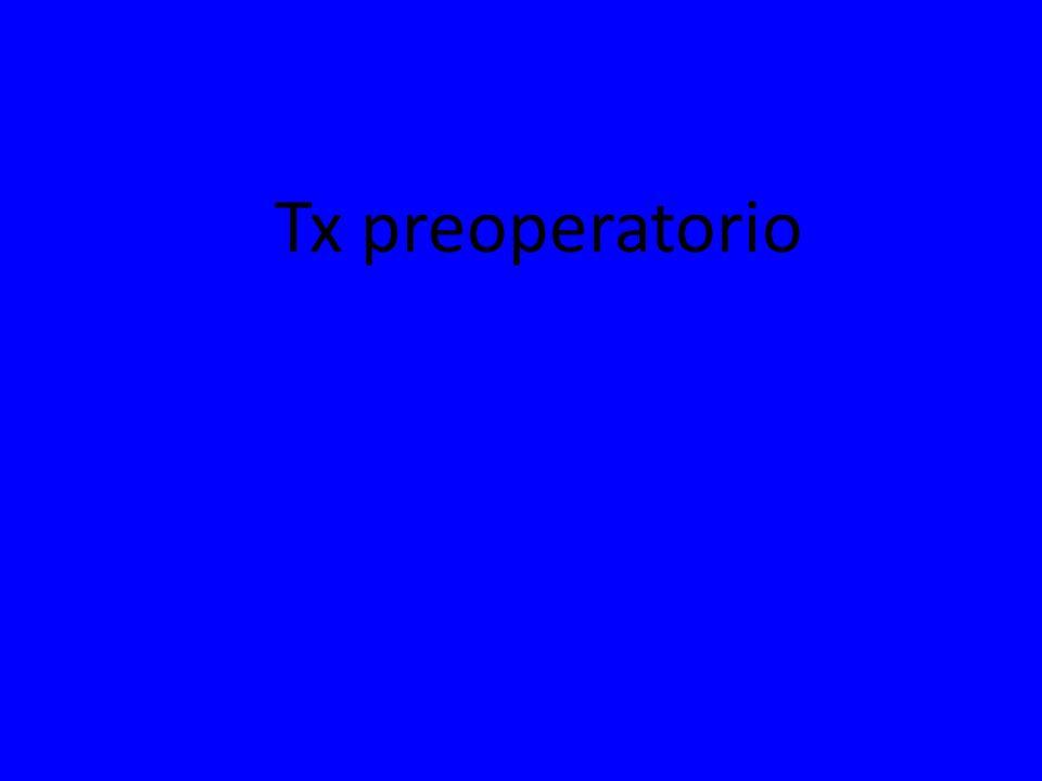 Tx preoperatorio
