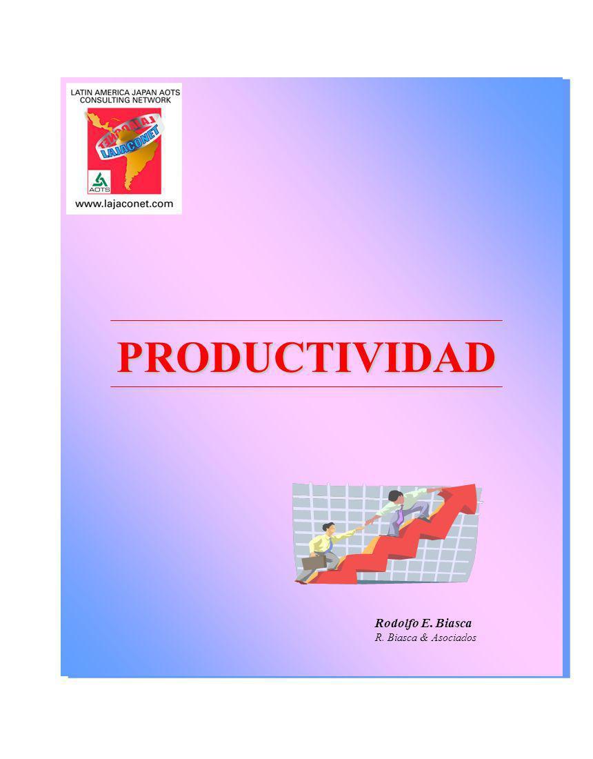 Competitividad y Productividad LajaconetR. Biasca & Asociados