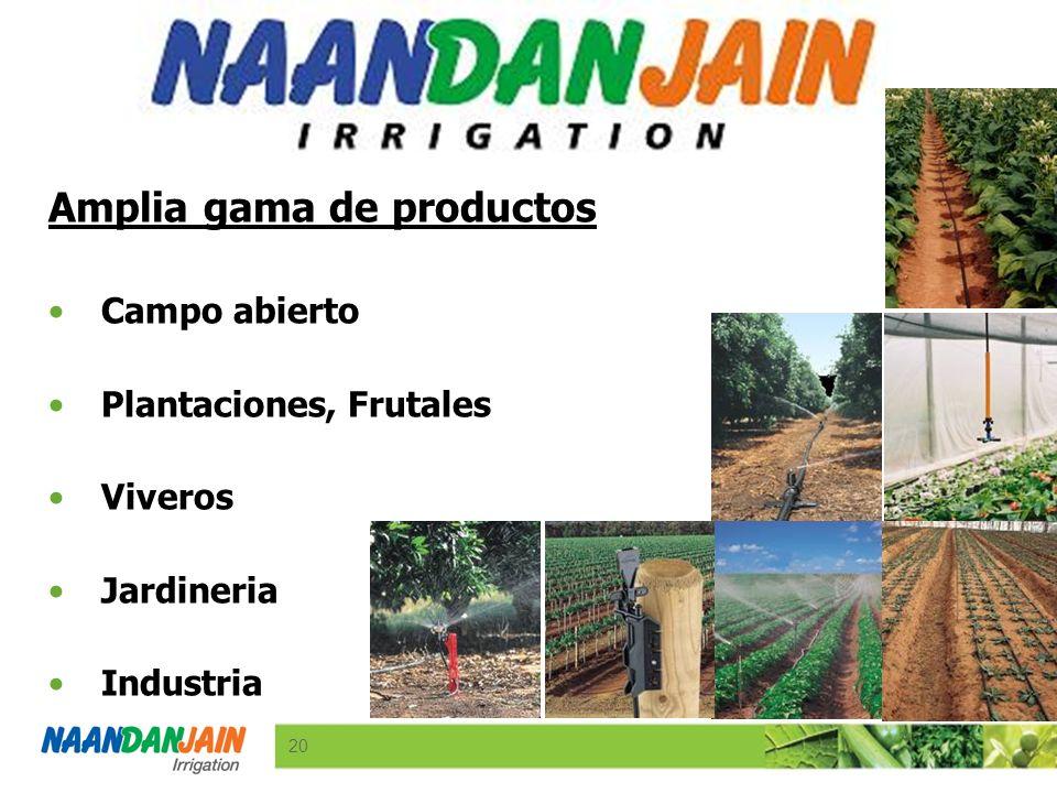 R-220 G-241 B-181 20 R-233 G-122 B-25 R-0 G-139 B-66 R-47 G-76 B-156 Logo colors Font & bullets R-108 G-171 B-51 Background 20 R-99 G-101 B-103 Product Line Colors R-230 G-0 B-0 R-242 G-104 B-0 R-132 G-6 B-132 R-233 G-222 B-25 Amplia gama de productos Campo abierto Plantaciones, Frutales Viveros Jardineria Industria