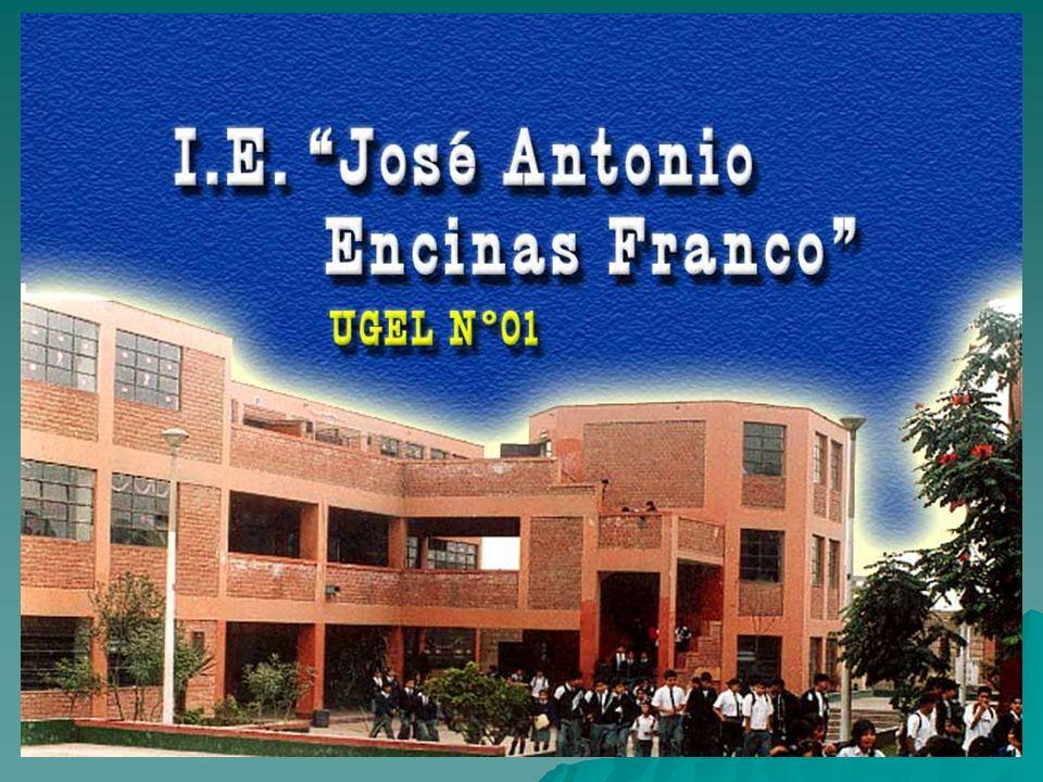 2 PROYECTO FORTALECIENDO LA CULTURA AMBIENTAL ENCINIANA San Juan de Miraflores, Noviembre 2008.