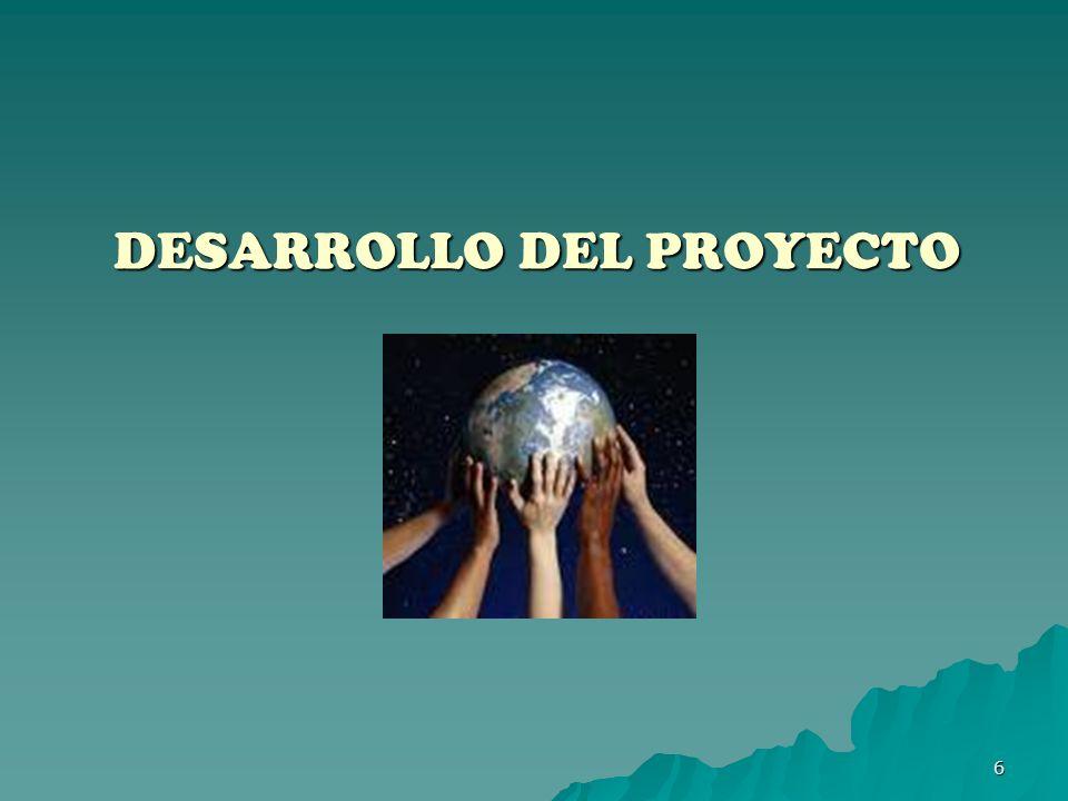 7 Objetivo específico Nº 01: Institucionalizar el componente de Educación Ambiental en el PEI y PCIE.