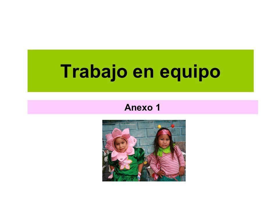 Trabajo en equipo Anexo 1
