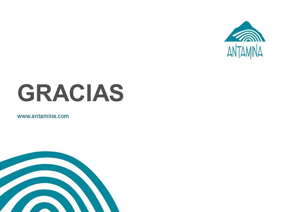 GRACIAS www.antamina.com
