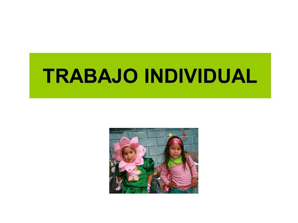 TRABAJO INDIVIDUAL
