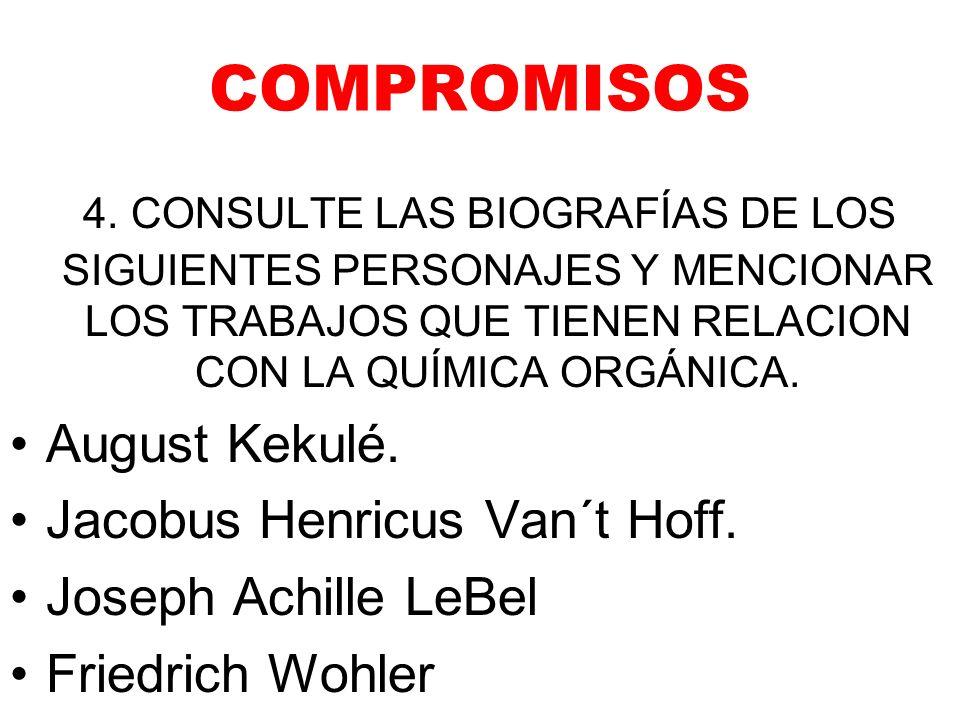 COMPROMISOS 4.