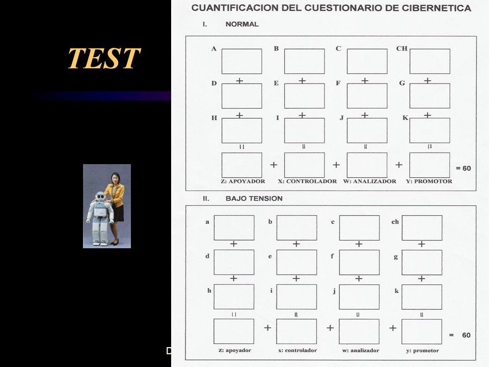 DR. JORGE ACUÑA A., PROFESOR30 TEST
