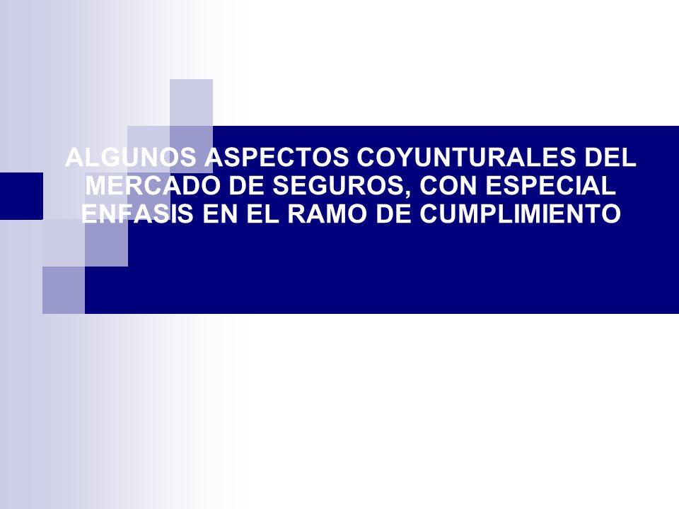 Primas Emitidas por tipo de Compañía (miles de millones de pesos) FUENTE: : FASECOLDA Las primas emitidas a junio de 2005 crecieron al mismo ritmo de la inflación anual.