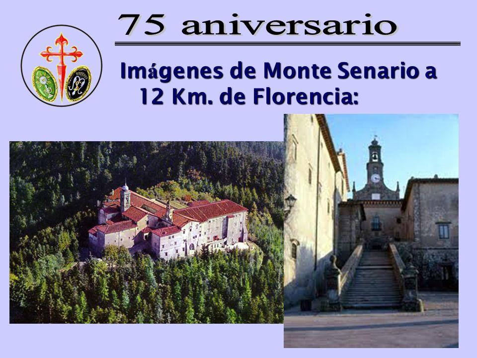 Im á genes de Monte Senario a 12 Km. de Florencia: