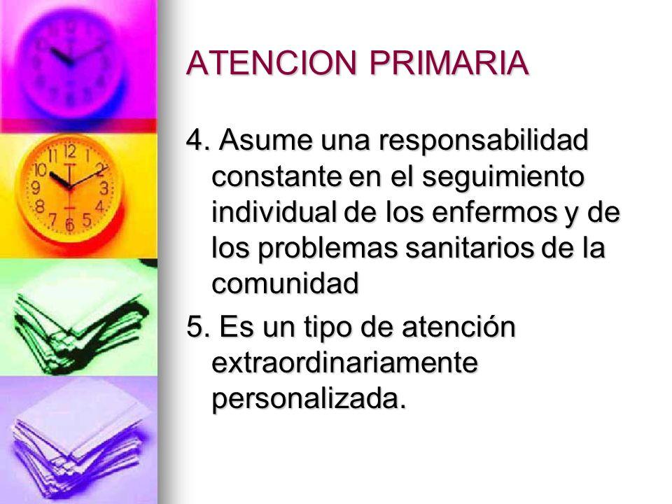 ATENCION PRIMARIA 4.