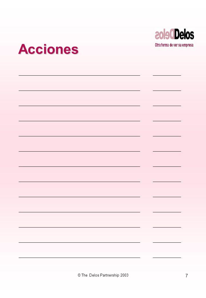 7 Acciones
