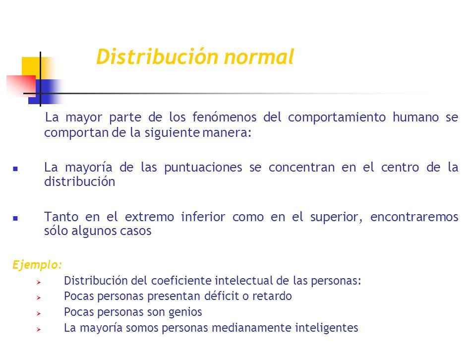 Para calcular probabilidades con variables que siguen una distribución normal se usan tablas Pero sería imposible tener una tabla para cada posible distribución normal, Solamente tenemos la tabla de la distribución normal estándar.