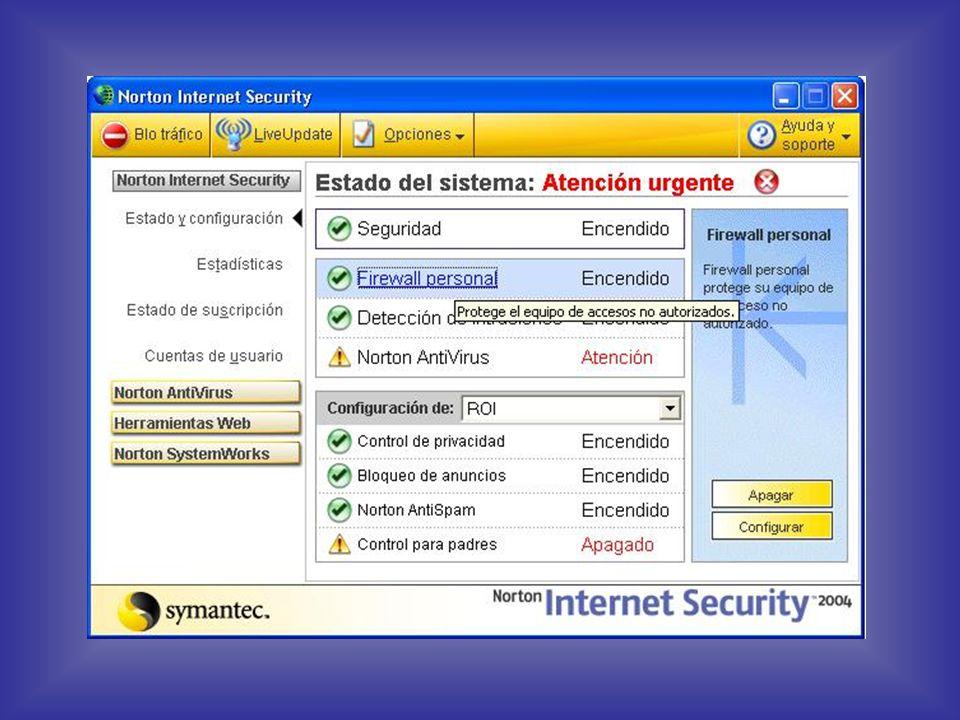 Firewalls Proxies Virus (Troyanos) Software espía (spyware,adware,malware) Mala configuración de tarjetas de sonido.