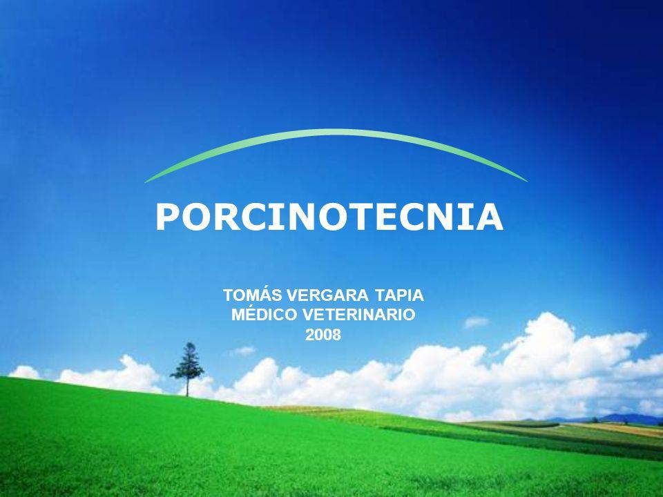 PORCINOTECNIA TOMÁS VERGARA TAPIA MÉDICO VETERINARIO 2008
