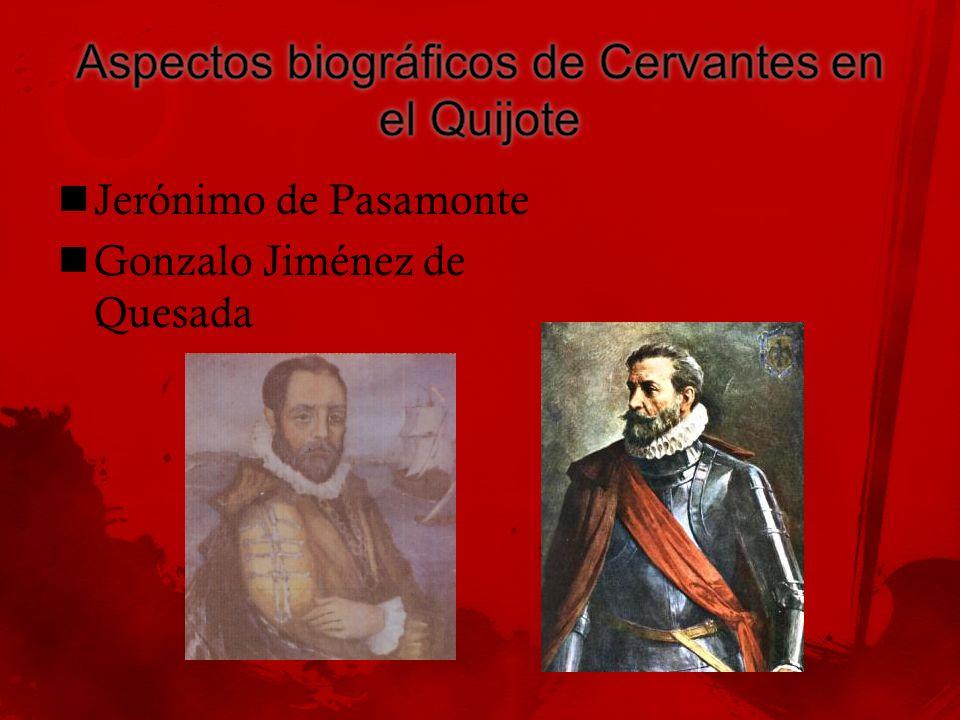Jerónimo de Pasamonte Gonzalo Jiménez de Quesada