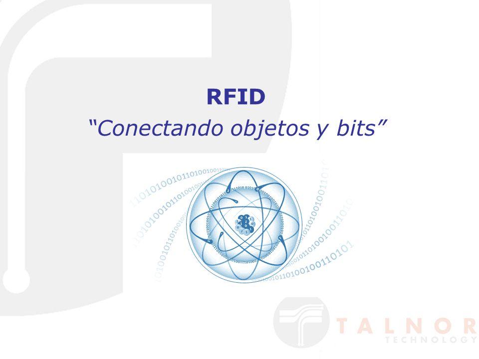 RFID Conectando objetos y bits