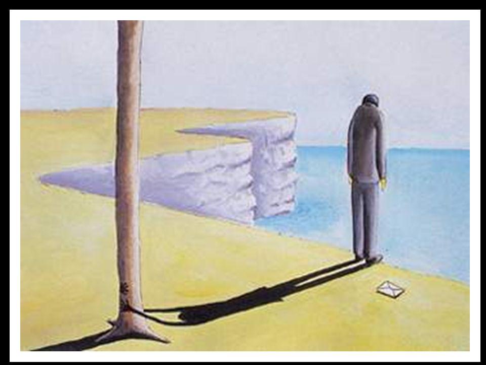 UN POCO EN BROMA, CARICATURIZADA, PERO EN EL FONDO ENTENDEMOS QUE ES LA REALIDAD QUE VIVE NUESTRA TIERRA, LA HUMANIDAD, EL HECHO HUMANO.
