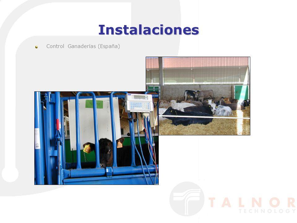 Instalaciones Control Ganaderías (España)