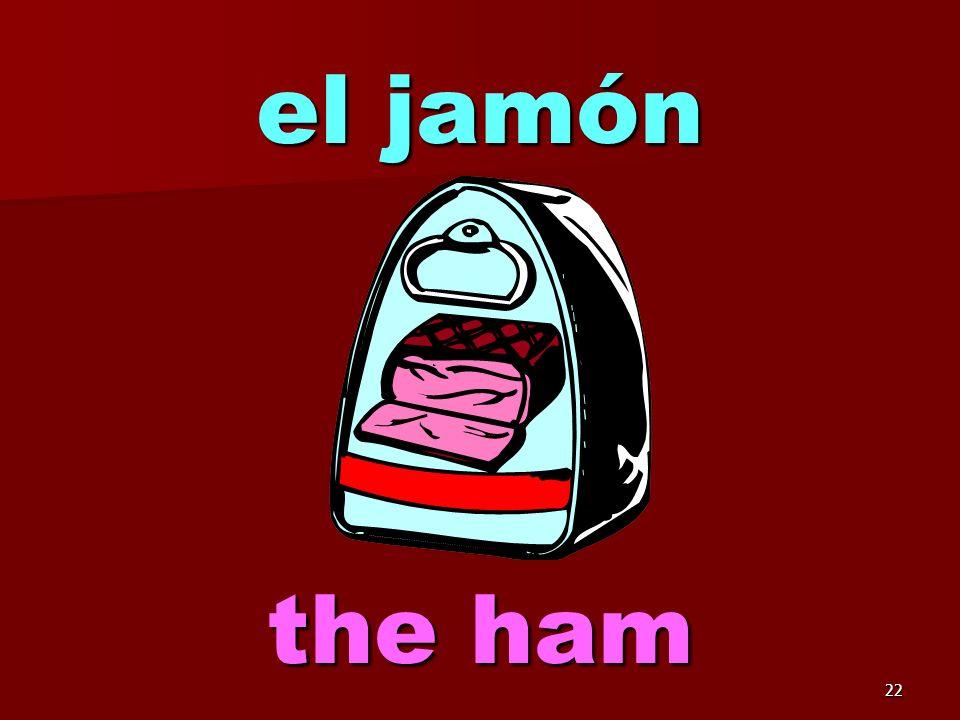 21 la hamburguesa the hamburger