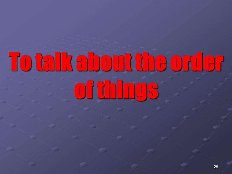 24 hablar to talk