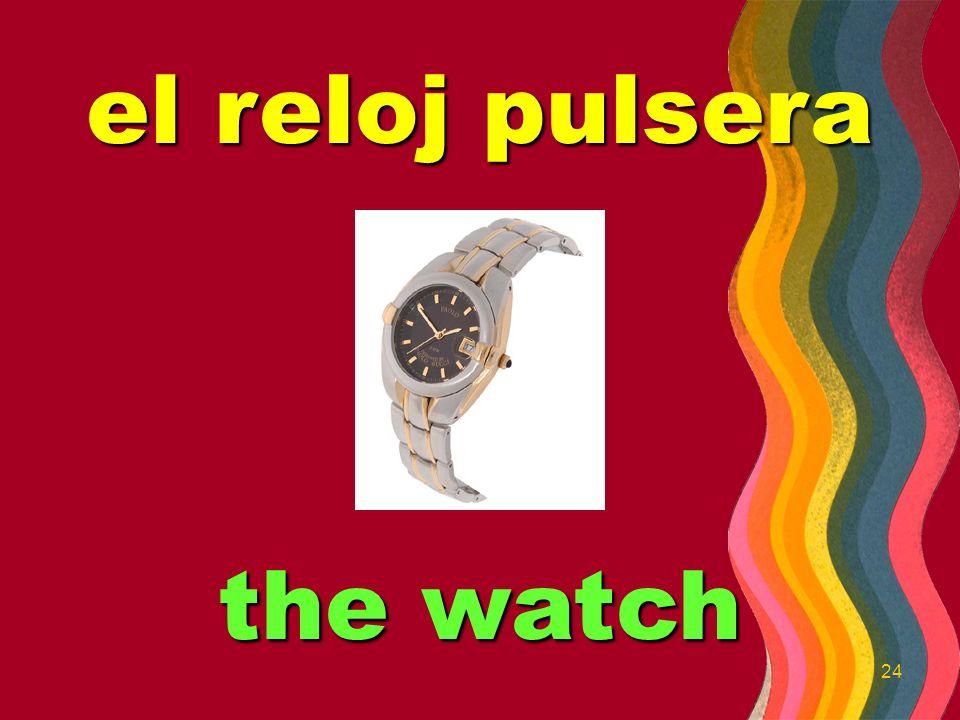 23 la pulsera the bracelet