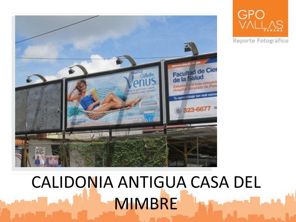 CALIDONIA ANTIGUA CASA DEL MIMBRE