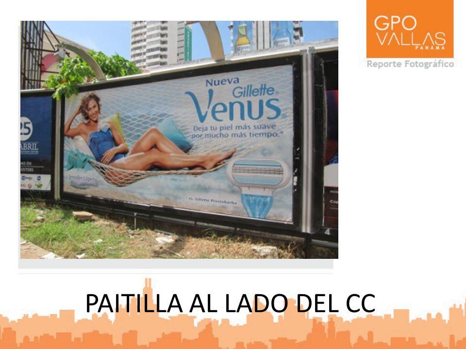 PAITILLA AL LADO DEL CC
