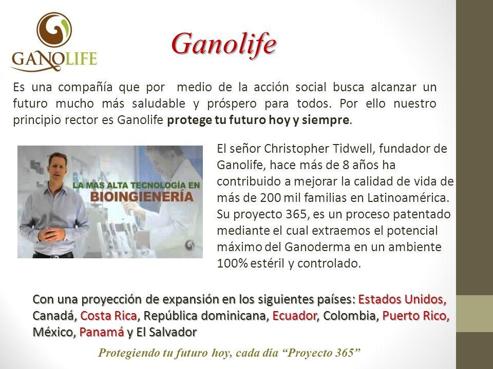 Ganolife Es una compañía que por medio de la acción social busca alcanzar un futuro mucho más saludable y próspero para todos. Por ello nuestro princi