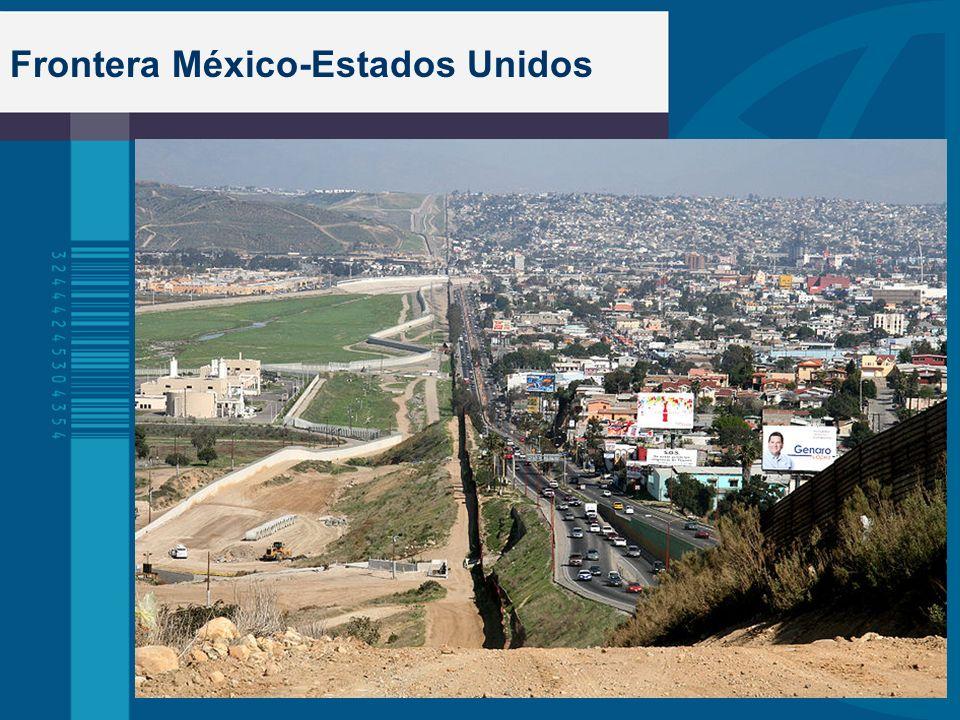 Migración y economía La estancia de mexicanos en Estados Unidos tiene importantes consecuencias en la economía del país.