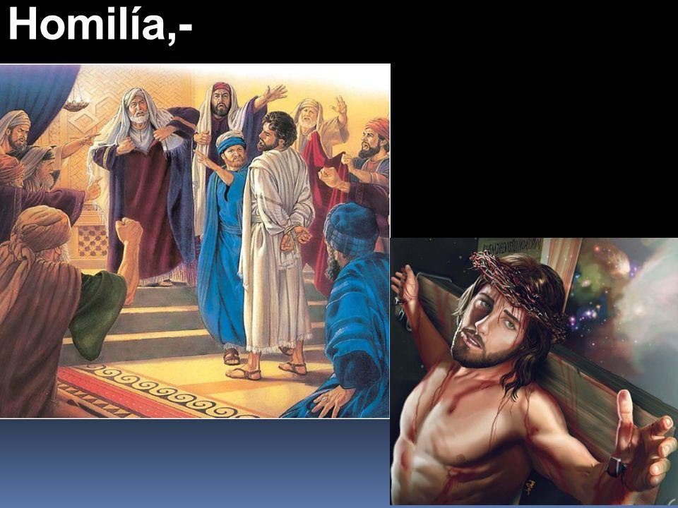 Homilía,-