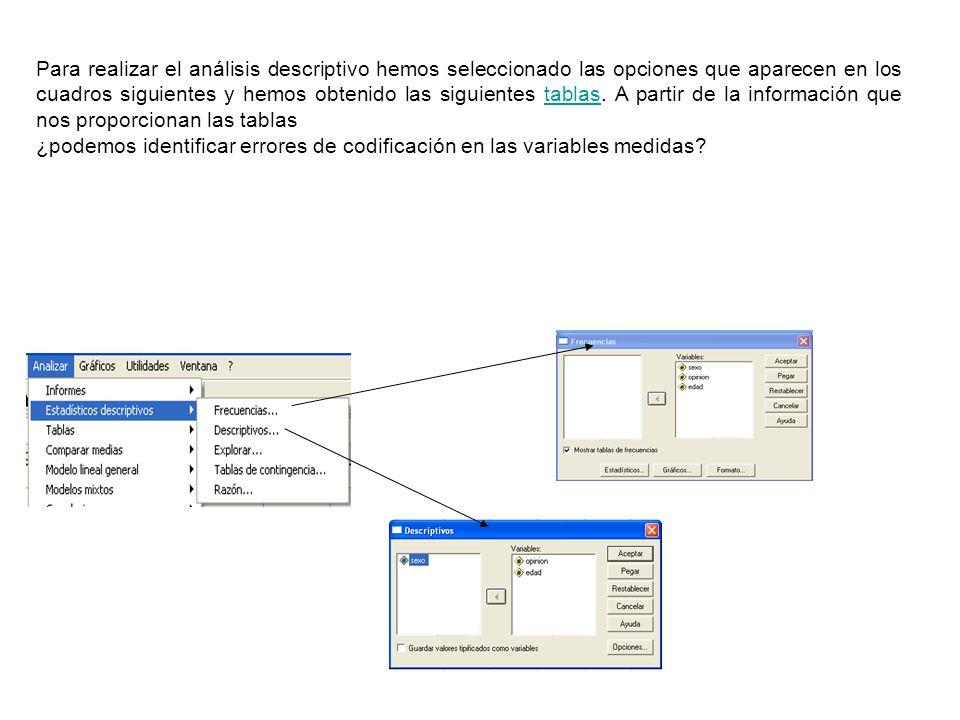Escobar, M.(2000). Análisis gráfico/Exploratorio.