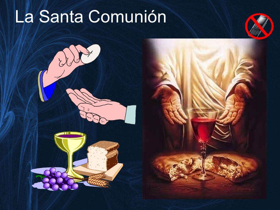 La Santa Comunión