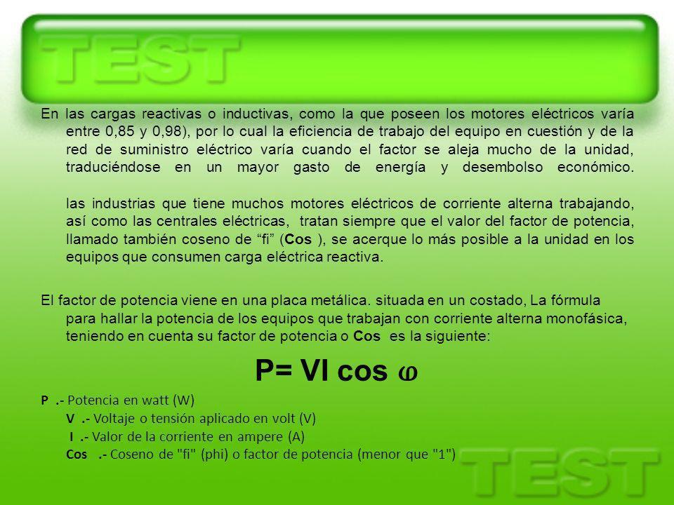 1 watt = 1 volt · 1 ampere J/seg = 1 watt (W) EQUIVALENCIAS (FORMULAS) W=V I P= W / t EQUIVALENCIAS (UNIDADES)