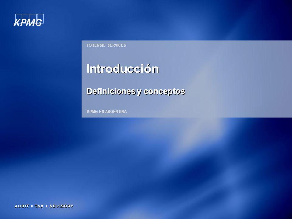1 © 2009 Sibille, una sociedad civil argentina, es la firma miembro argentina de KPMG International, una cooperativa suiza. Derechos reservados. CONTE
