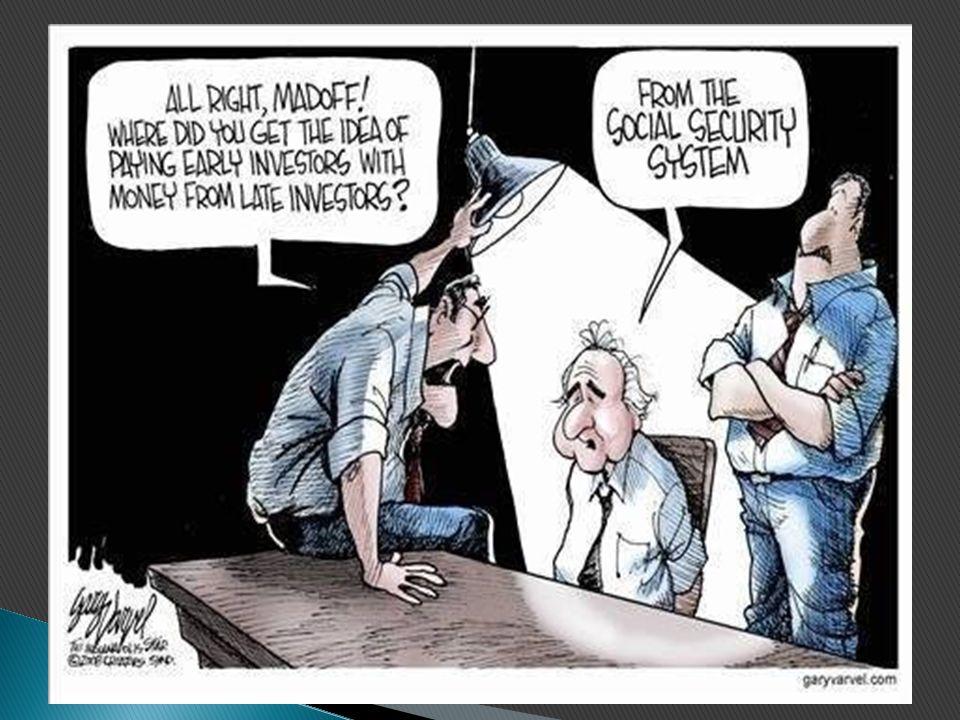 Sabía que sus víctimas eran inversionistas que no harían muchas preguntas. El timador no tiene que ser la persona más inteligente del mundo, solamente
