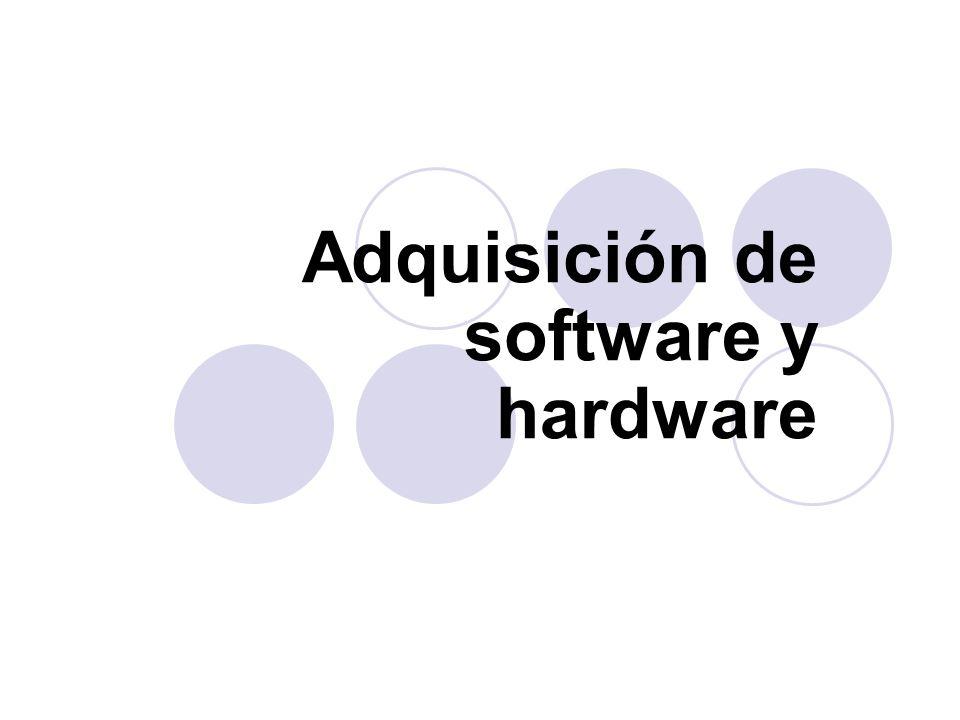 El software para Computadores se puede clasificar en los siguientes tipos: Sistema operacional Paquete de Usuario Final Paquete de Sistemas Aplicativos Software Autorizado
