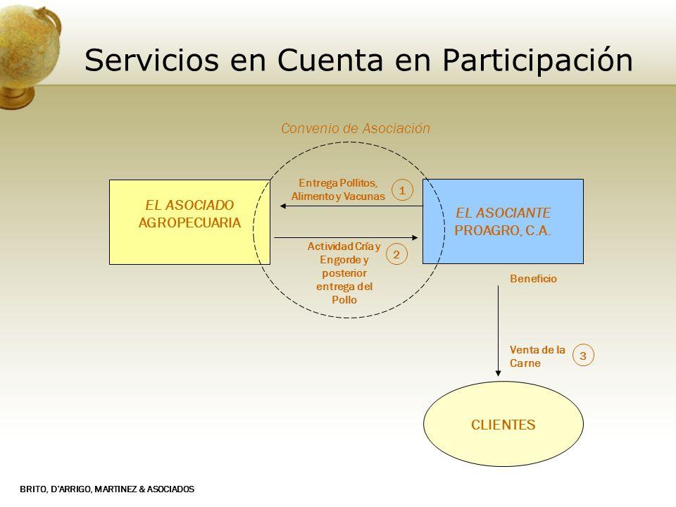 BRITO, DARRIGO, MARTINEZ & ASOCIADOS Exportación de Servicios Concluye el Tribunal que la casa matriz aprovecha económicamente el servicio (incorporándolo a su giro o actividad) en el exterior.
