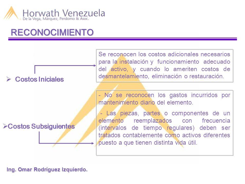 CONCLUSIONES Se puede esperar que con la aplicación de la NIC 16 y la sinceración de los valores de los activos fijos ayude a las entidades a mitigar el efecto negativo en los estados financieros de la aplicación de otras normas internacionales.